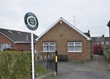 Thumbnail 2 bed detached bungalow for sale in Lincoln Street, Alfreton