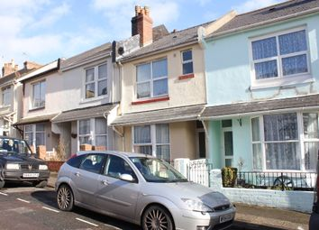 Thumbnail 3 bed terraced house to rent in Climsland Road, Paignton