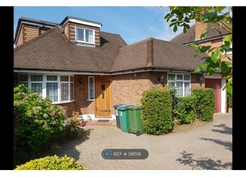 Thumbnail 3 bed detached house to rent in Richmond Drive, Watford