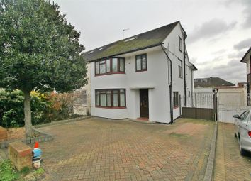 Thumbnail 5 bedroom semi-detached house for sale in Chase Road, London