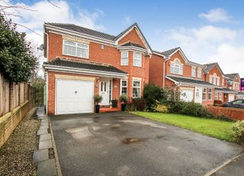 Thumbnail 4 bedroom detached house for sale in Green Row, Methley