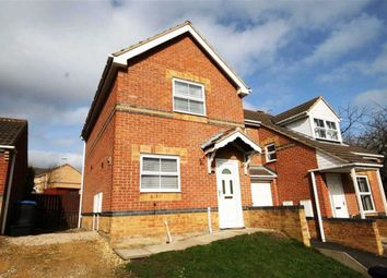 Thumbnail 2 bed semi-detached house for sale in Caldwell Drive, Crook, Co Durham