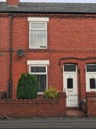 Thumbnail 2 bed terraced house to rent in Longford Street, Warrington