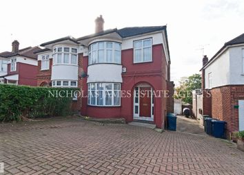 Thumbnail 3 bed semi-detached house to rent in Brookside South, East Barnet