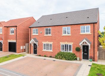 Thumbnail 3 bedroom semi-detached house for sale in Timperley Close, Wakefield