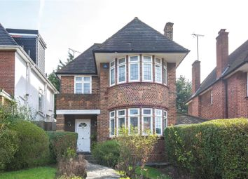 Thumbnail 4 bedroom detached house for sale in Beaufort Drive, Hampstead Garden Suburb, London