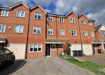 Thumbnail 4 bed town house for sale in Greenwood Avenue, Enfield