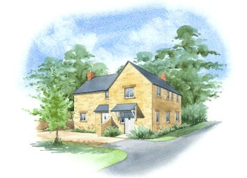 Thumbnail 3 bed detached house for sale in Weavers Row, Lower End, Shutford, Banbury, Oxfordshire