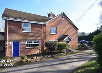 Thumbnail 4 bed semi-detached house to rent in Woodbine Lane, Burghclere