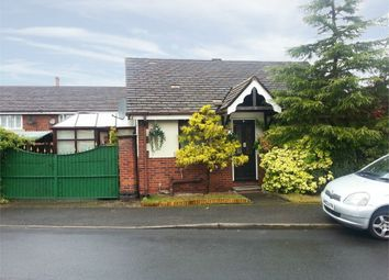 Thumbnail 2 bedroom detached bungalow for sale in Marleyer Close, Moston, Manchester