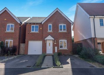 Thumbnail 4 bedroom detached house for sale in Easton Drive, Sittingbourne