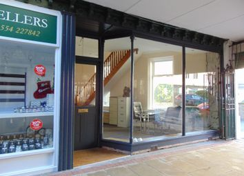 Thumbnail Property to rent in The Arcade, Llanelli, Carmarthenshire.