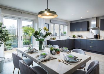 Thumbnail 3 bed link-detached house for sale in The Swallows, Scaynes Hill, West Sussex
