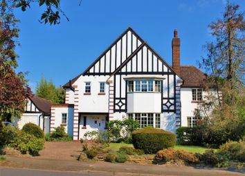Thumbnail 4 bed detached house for sale in Whitecroft Way, Beckenham