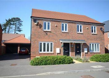 Thumbnail 3 bed semi-detached house for sale in Samborne Drive, Wokingham, Berkshire