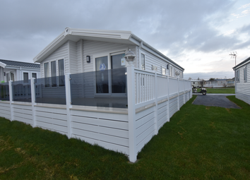 Thumbnail 3 bed lodge for sale in Dovercourt Haven Caravan Park, Low Road, Harwich