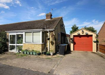 Thumbnail 2 bed bungalow for sale in Willingham Road, Market Rasen