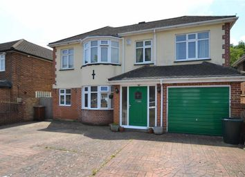 Thumbnail 5 bed detached house for sale in Durham Road, Wigmore, Gillingham