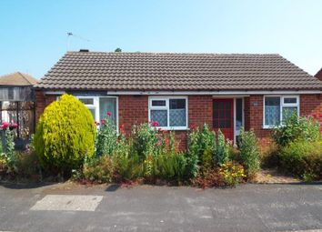 Thumbnail 2 bed bungalow for sale in The Coppice, Thurmaston, Leicestershire