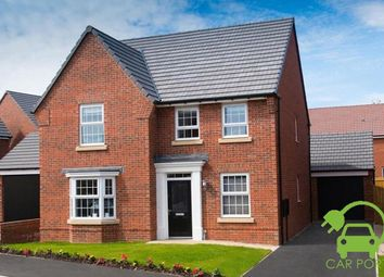 """Thumbnail 4 bedroom detached house for sale in """"Holden"""" at Orton Road, Warwick"""