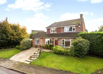 Thumbnail 4 bedroom detached house for sale in Dale Close, Sunningdale, Ascot, Berkshire