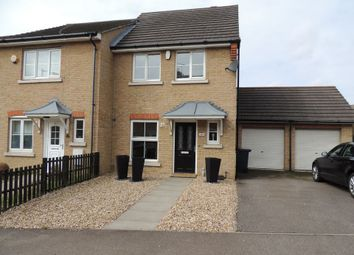 Thumbnail 2 bed end terrace house to rent in Fenton Road, Chafford Hundred, Grays