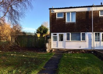 Thumbnail 3 bed end terrace house to rent in Radleys Walk, Birmingham