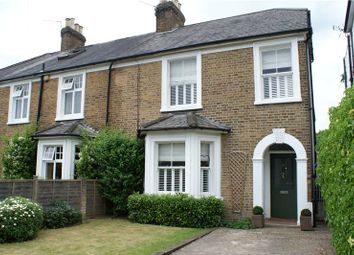 4 bed end terrace house for sale in Princes Road, Weybridge, Surrey KT13