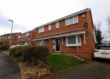 Thumbnail 3 bed semi-detached house to rent in Courbet Drive, Deeside, Flintshire