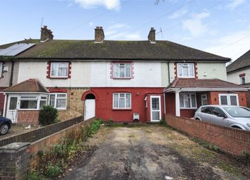 Thumbnail 3 bed terraced house for sale in Greenford Avenue, Southall, Greater London