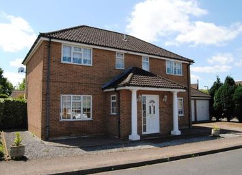 Thumbnail 4 bed detached house for sale in South Wootton, Kings Lynn, Norfolk