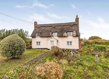 3 bed detached house for sale in Edwardstone, Sudbury, Suffolk CO10