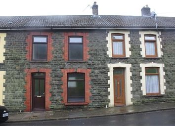 Thumbnail 3 bed terraced house for sale in Park Road, Cwmparc, Rhondda Cynon Taff.