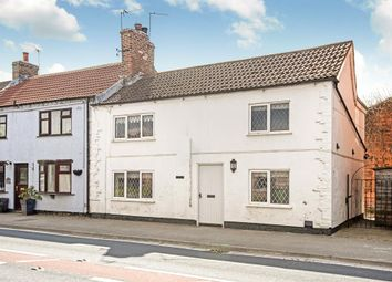 Thumbnail 3 bedroom terraced house for sale in The Cottage, Foggathorpe, Selby