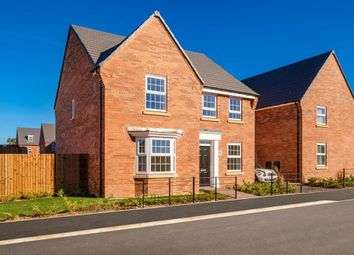"""Thumbnail 4 bedroom detached house for sale in """"Holden"""" at Blandford Way, Market Drayton"""