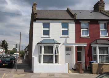 Thumbnail 3 bed end terrace house for sale in Montagu Road, London