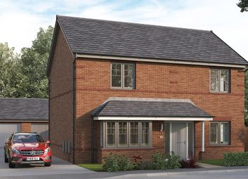 "Thumbnail 5 bed detached house for sale in ""The Amersham"" at George Holmes Business Park, George Holmes Way, Swadlincote"