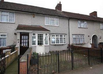 Thumbnail 3 bed terraced house to rent in Tenterden Road, Daghenham