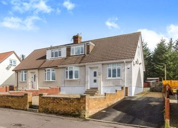 Thumbnail 3 bed semi-detached house for sale in Barbieston Road, Auchinleck, Cumnock
