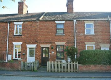 Thumbnail 2 bed terraced house for sale in Hereward Street, Bourne, Lincolnshire