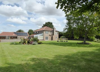 Thumbnail 5 bed detached house for sale in Tilney St Lawrence - Kings Lynn, Norfolk