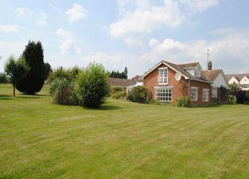 Thumbnail 4 bed detached house to rent in Leighton Road, Stoke Hammond, Milton Keynes