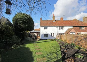 Thumbnail 2 bed cottage for sale in Tickham Lane, Lynsted, Sittingbourne, Kent