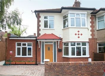 Thumbnail 4 bed semi-detached house to rent in Summers Row, North Finchley
