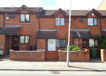 Thumbnail 2 bedroom terraced house for sale in Craddock Street, Wolverhampton, West Midlands