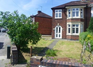 Thumbnail 3 bed semi-detached house to rent in Grayswood Avenue, Coundon, Coventry