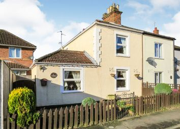 Thumbnail 3 bed end terrace house for sale in Church Street, Sutton Bridge, Spalding
