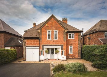 Thumbnail 4 bed detached house for sale in Evans Avenue, Allestree, Derby