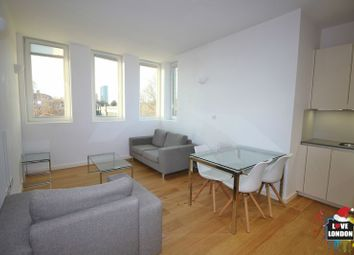 Thumbnail 1 bed flat to rent in Canning Road, London