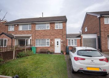Thumbnail 3 bed semi-detached house to rent in Glenorchy Crescent, Heron Ridge, Nottingham